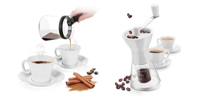 Selbstgemachter Kaffee