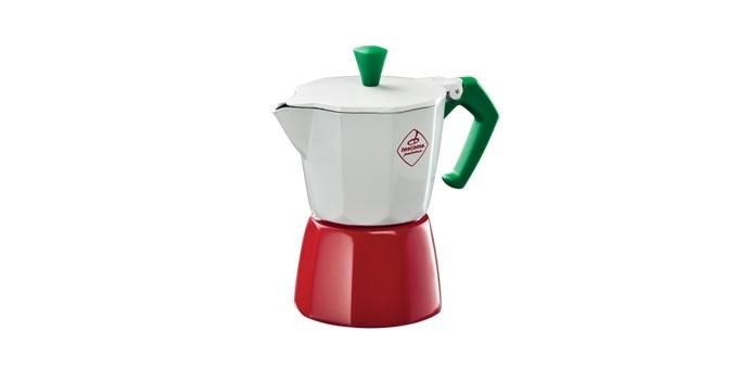 Espressokocher PALOMA Tricolore